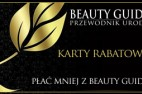 Beauty Guide karty rabatowe